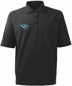 Toronto Blue Jays MLB Mens Majestic Dri Fit Black Polo Shirt