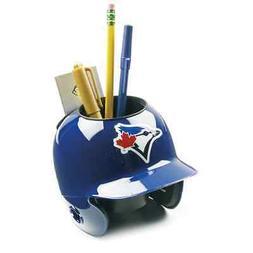 TORONTO BLUE JAYS MLB Schutt MINI Baseball Batter's Helmet D