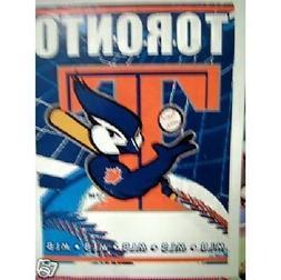 Toronto Blue Jays MLB Throw Blanket, 48X60