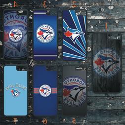 TORONTO BLUE JAYS PHONE CASE COVER FITS iPHONE 7 8 X 11 SAMS