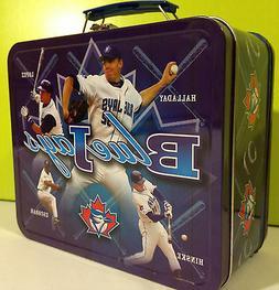 Toronto Blue Jays promotional Lunch Box 2002 Roy Halladay Ne