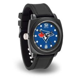 Toronto Blue Jays Prompt Watch with Team Color and Logo