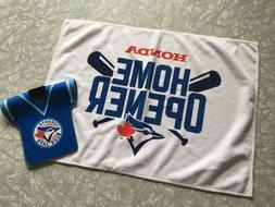 Toronto Blue Jays Rally Towel 2014 Home Opener Stadium Givea