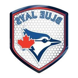 Toronto Blue Jays Reflector Decal MLB Auto Shield Team Car B