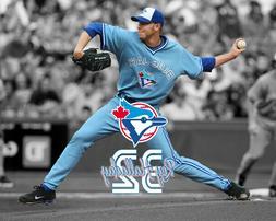 Toronto Blue Jays ROY HALLADAY Unsigned Spotlight Photo 8x10