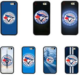 Toronto Blue Jays  Rubber Phone Case Cover For iPhone / Sams