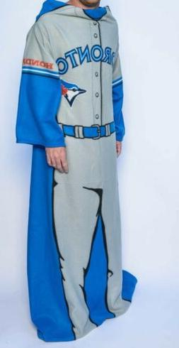 TORONTO BLUE JAYS SLEEVED BLANKET SGA coat jacket