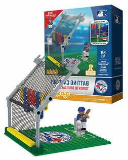 Toronto Blue Jays OYO Sports Toys Batting Cage Set with Mini