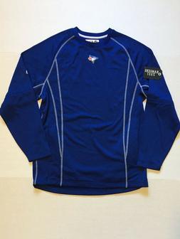 Majestic Toronto Blue Jays Therma Long Sleeve Shirt - MLB Me