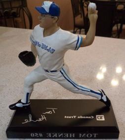 Toronto  Blue Jays Tom Henke SGA Figurine New