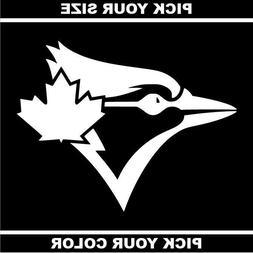 Toronto Blue Jays Vinyl Sticker / Decal * MLB * AL * East *