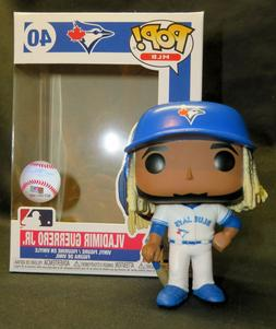 Vladimir Guerrero Jr., Funko Pop Toy Figure, Toronto Blue Ja
