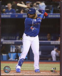 Vladimir Guerrero Jr. Toronto Blue Jays 8x10 Photo with Topl