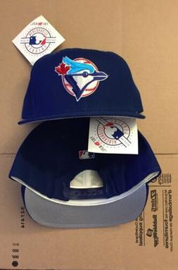 Vtg NWT Toronto blue Jays Snapback Hat Cap 90s 80s New Era U